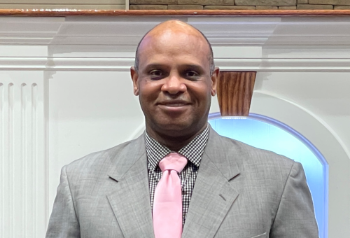 Bro. Wade Thomas Sr.